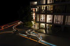 photo: Pal Uzoni | #homework #codic #ok2 #dds #innovation #propertymarketing #proptech #archviz #architecturemodel #architecture #architecturelovers #archilovers #ig_architecture #makett #maquette #modelmaking #scalemodel #modelartpresentation #architecturalmodelswithstyle #highendarchitecturalmodels Marketing Models, White Led Lights, Art Model, Scale Models, Budapest, Homework, Innovation, This Is Us, Detail