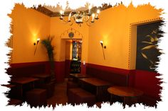 This is a great south-indian restaurant, the food is really good and it's not expensive at all!