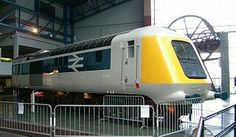 The TOPS code 41 was re-used on the prototype HST power cars no 41 001 and 41002 the former being preserved at the National Railway Museum, York. National Railway Museum, Speed Training, Power Cars, High Speed, Locomotive, Buses, Bananas, Trains, Diesel