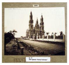 Iglesia de Santa Felicitas Trinidad, Big Ben, Bs As, Ghibli, Travel, Vintage, Argentina, Old Houses, Antique Photos