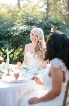 Southern Tea | A Styled Shoot » hollybirdsong.com