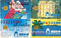 4 Phonecard / Tarjeta Telef Venezuela Cantv  Publicidad Beco