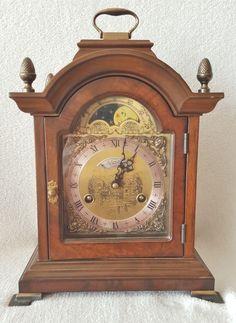 Ends soon on eBay . Free Post this Dutch Warmink 11.8 Inch Nut Bracket Clock Moon Dial Double Bell http://www.ebay.co.uk/itm/Vintage-Dutch-Warmink-11-8-Inch-Nut-Bracket-Mantel-Clock-Moon-Dial-Double-Bell-/391433043086?roken=cUgayN …
