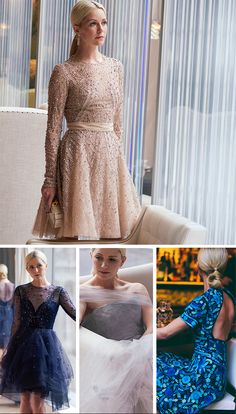 Modern Glamour: View The Evening Lookbook