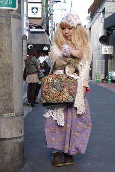 Launch your own makeup line. Japanese Street Fashion, Tokyo Fashion, Harajuku Fashion, Mori Fashion, Ethnic Fashion, Lolita Fashion, Party Fashion, Cute Fashion, Fashion Looks