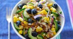 Insalata di frutta e cereali bimby