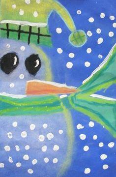 Artsonia Art Museum :: Artwork by Dominick634; grade 5