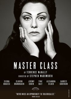 Behind the Poster: 'Master Class' - NYTimes.com  Tyne Daly 1989