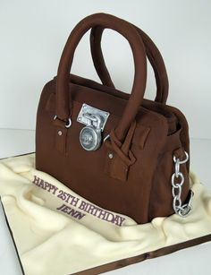 micheal kors purse cake toronto