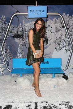 Jodi Gordon attends Belvedere Winter Ball Apre's Ski Party