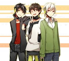 Kagerou Project HARUKA YOU ARE AMAZING AND -also very confusing TT n TT