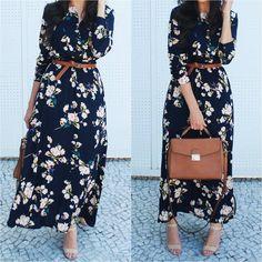 Beautiful Floral Prints Summer Dresses