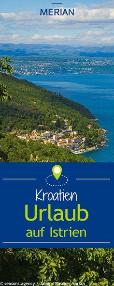 Die kroatische Halbinsel Istrien präsentiert sich abwechslungsreich und spannend für Touristen. Grüne Naturparadiese an der Riviera, mondäner Lifestyle und Wellness