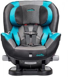 evenflo triumph lx convertible car seat, mosaic gray | cars, gray