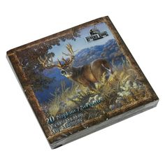 Rivers Edge Products Napkins Deer