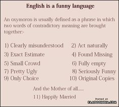 funny english words - Buscar con Google