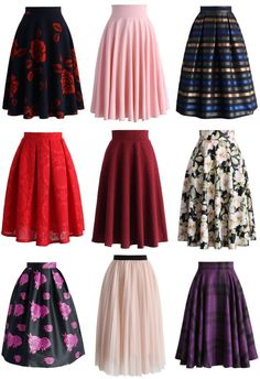 Poodle Skirt Outfit, Cute Skirt Outfits, Cute Skirts, Modest Outfits, Classy Outfits, Cute Dresses, Indian Fashion Dresses, Girls Fashion Clothes, Muslim Fashion