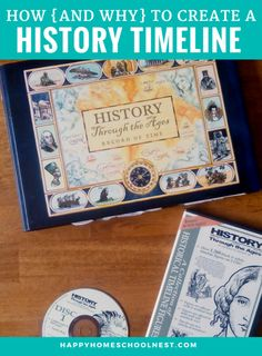 Making a history timeline is a great way to show children how historical events are connected. With three different formats, you can easily choose the history timeline that works for your homeschool. Learn how to create a timeline and why you would want t History Activities, Teaching History, History Education, Teaching Tips, Family Activities, Create A Timeline, History Timeline, Kids Writing, Writing Tips