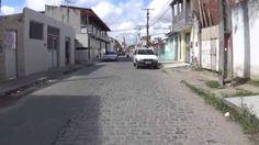Rua Salviana,Parque Ipê, testando filmadora sony cx 240