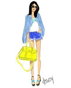 Quick Sketches: Fashion Sketches