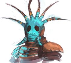 """I like it that Valka used this suit again instead of, """"oh, I just found my son I guess I don't need this anymore!!!"""""""