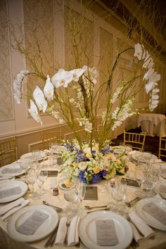 The centerpiece design