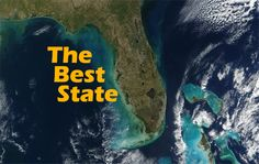 8 Reasons Florida is the Best State in the US - We all love the states that we come from, but seriously, Florida is one of the best states in the USA. Are we biased? Sure. Do we have a reason to be? Hell yes.