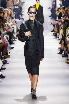 Christian Dior at Paris Fall 2016