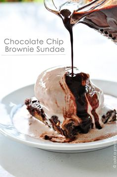 I couldn't help myself, I just had to make this sundae. You see, Little Buddy is always raving about the sundaes whenever we go out to eat. Sometimes it is the sundaes from Outback, Longhorn, or some other restaurant. But, as we walk through the door to whichever restaurant it is at the time