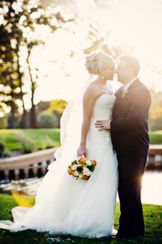 Since today is a theme of love, let's celebrate! Don't forget to send us your wedding pics! Here's a beautiful hillside wedding photo from one of our viewers. See MORE wedding pics here>> http://my.gactv.com/great-american-weddings/gallery.esi?sortOrder=2