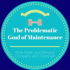 The crucial difference between physical and spiritual goal setting
