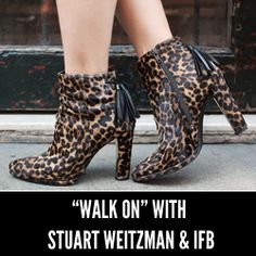 IFB Project #69: Show us your #WalkOn style and you could win a pair of Stuart Weitzman shoes