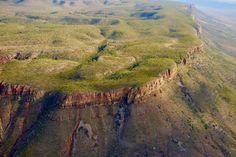 Cockburn Range - Südosten aus der Vogelperspektive - Kimberley - Western Australia