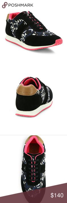 NIB AUTH TORY BURCH PETTEE SNEAKERS See photo for full description. Tory Burch Shoes Athletic Shoes