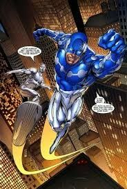 Captain Universe and the Silver Surfer Marvel Comic Character, Comic Book Characters, Comic Book Heroes, Marvel Characters, Comic Books Art, Comic Art, Book Art, Dc Comics Vs Marvel, Dc Comics Superheroes