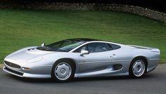 World Top Cars and Bikes: Jaguar Jaguar Xj220, Classy Cars, Sexy Cars, Carros Jaguar, Car Camper, E Type, Top Cars, Expensive Cars, Performance Cars