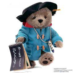 Steiff, Paddington Bear : Paddington BearTM