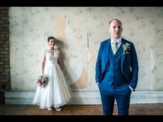 Victoria Baths Wedding Photographer // Viv and Dave