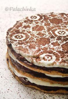 Nesquik Cake on http://palachinkablog.com