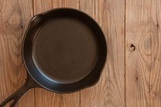 Things Every Man Should Own: a cast iron skillet