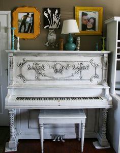 Danielle & Clayton: Piano