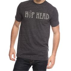 "Hop Head T-shirt ""This is a great shirt with a great fit! I have received multiple compliments from random people. I highly recommend this product!"" - Jordan R. (thanks, Jordan!)"