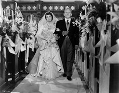 Elizabeth Taylor With Spencer Tracy In 'Father of the Bride'