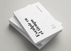 다음 @Behance 프로젝트 확인: \u201cEsculpir en el tiempo / Libro\u201d https://www.behance.net/gallery/55348449/Esculpir-en-el-tiempo-Libro