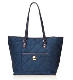 Cheap under $100 dollar blue Tommy Hilfiger shoulder bag for women - best handbags