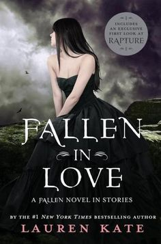 What makes your heart race a little faster? Just in time for Valentine's Day, it's FALLEN IN LOVE, four wholly original new stories collected in a new novel set in the Middle Ages by Lauren Kate. FALLEN IN LOVE gives fans the much-talked about but never-revealed stories of FALLEN characters as they intertwine with the epic love story of Luce and Daniel.