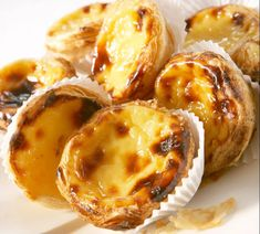Great British Bake Off 2017 pastry week recipe – how to make the pasteis de nata from Paul Hollywood's technical challenge British Baking Show Recipes, British Bake Off Recipes, Great British Bake Off, Great British Chefs, Paul Hollywood, Pastry Recipes, Tart Recipes, Baking Recipes, Dessert Recipes