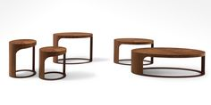 Ling Coffee Table by Giorgetti — | ECC New Zealand