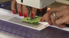 Learn how to shorten a zipper in this step-by-step sewing video