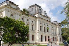 """""""Faculdade de Direito da Universidade de Pernambuco"""". #Recife. Estado de Pernambuco, Brasil."""